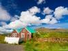 Huisjes bij Geysir