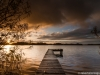 Herfst aan het Paterswoldse meer